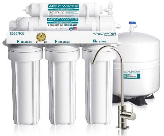 APEC Water Systems ROES-50 under sink water filter