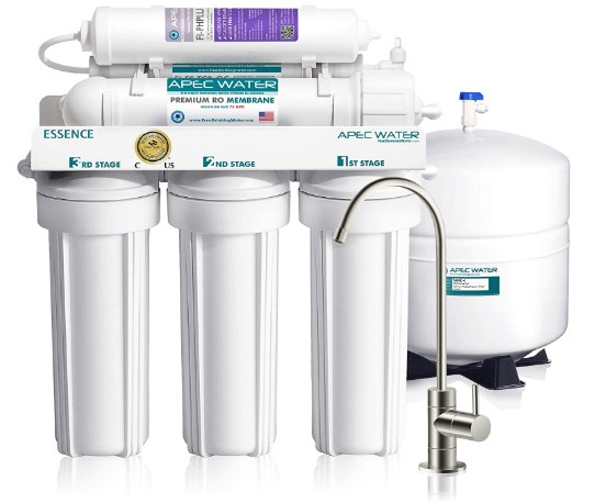 APEC Water Systems ROES-PH75 best under sink water filter