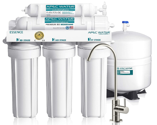 APEC Top Tier 5-Stage RO Drinking Water Filter System