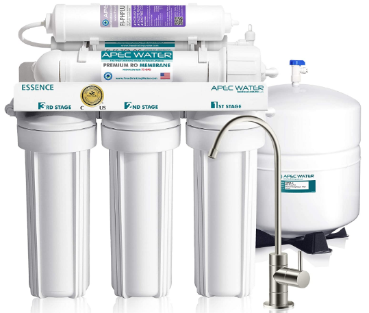 APEC ROES-PH75 Best under sink reverse osmosis water filter